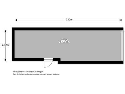 Vondelwende 4 in Hillegom 2182 VV