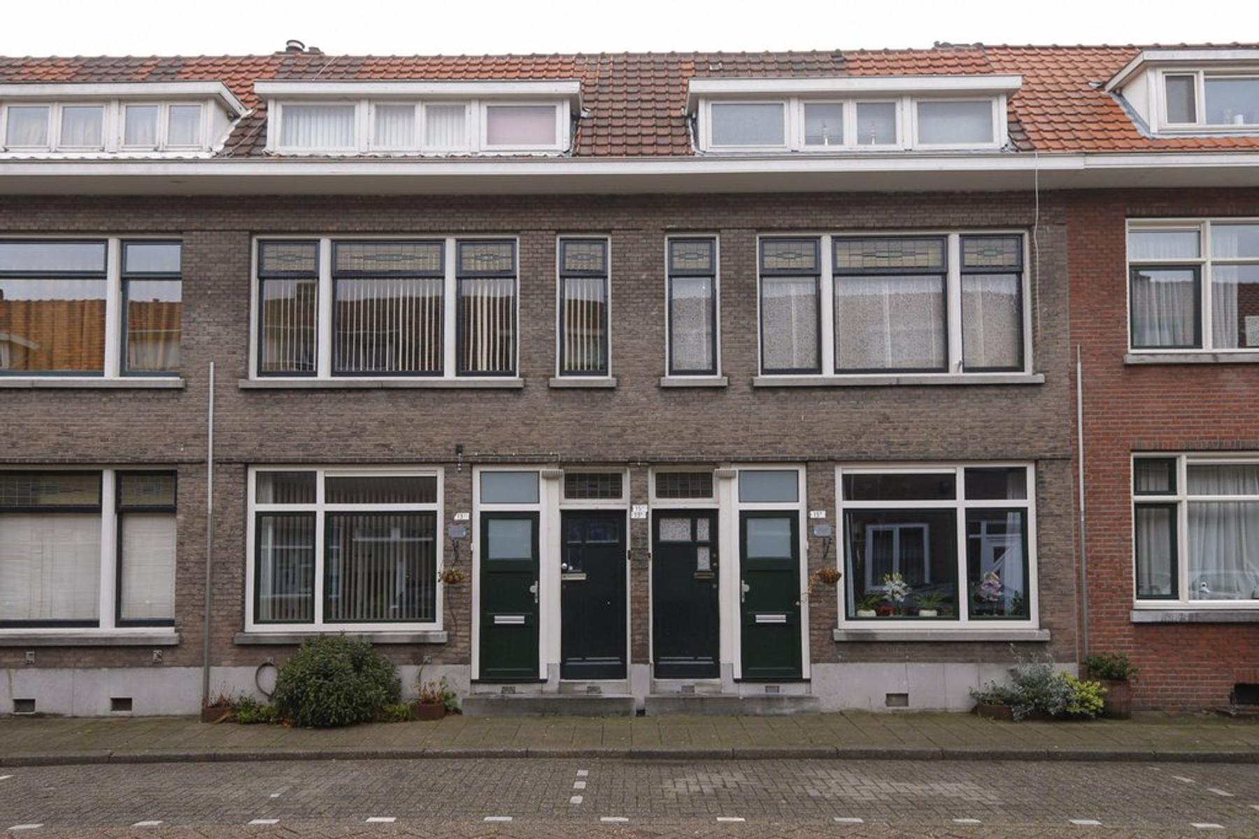 Cartesiusstraat 13 A in Schiedam 3112 XJ