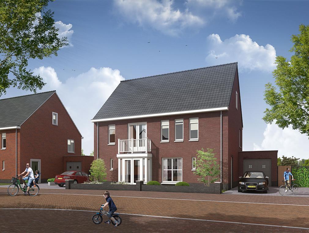 Bouwnummer 168 in Oisterwijk 5061 PE