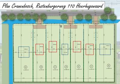 Cranenbosch Bwnr B in Heerhugowaard 1703 RV