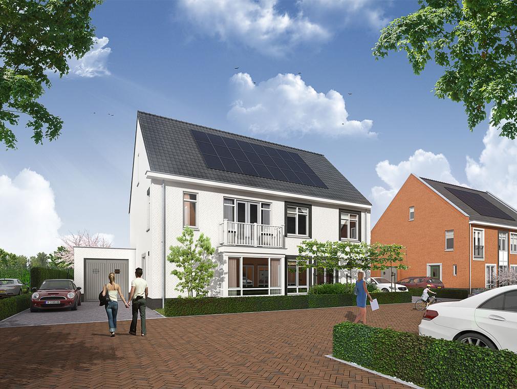 Bouwnummer 148 in Oisterwijk 5061 PE