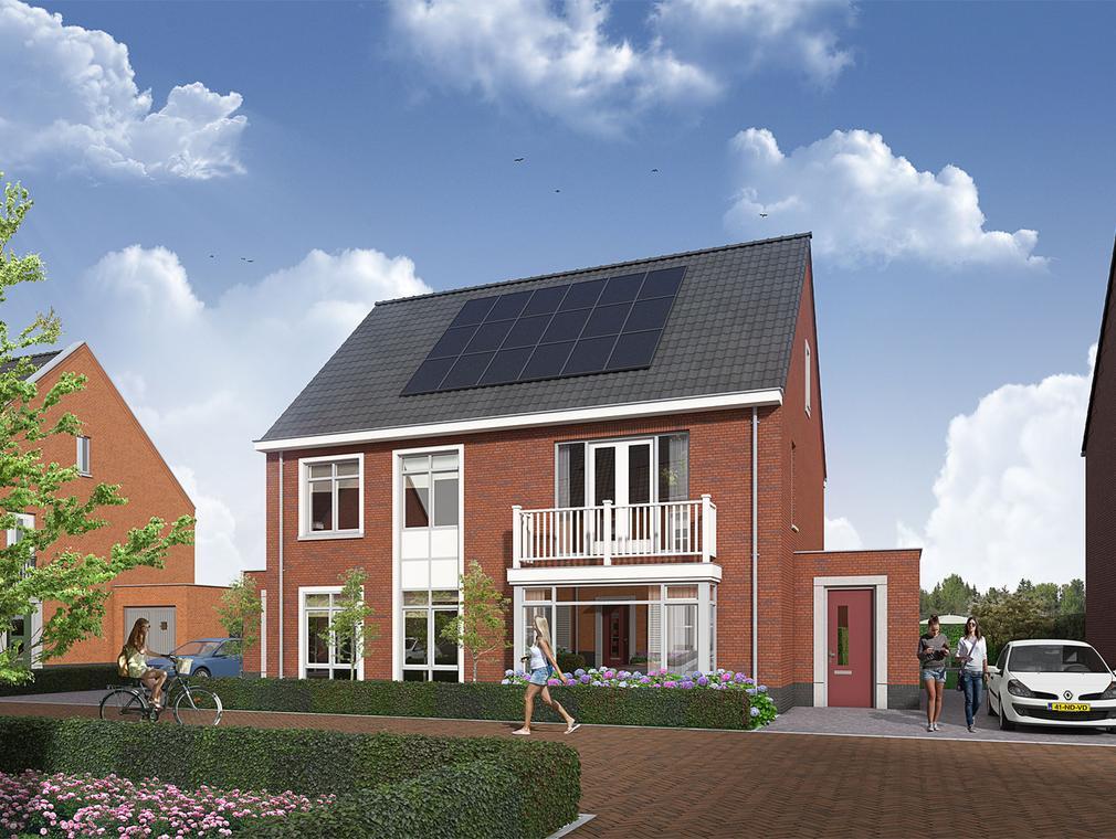 Bouwnummer 133 in Oisterwijk 5061 PE
