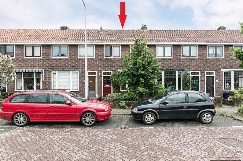 Vossiusstraat 73 in Gouda 2802 XM