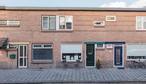 Van Wassenaerstraat 11 in IJmuiden 1972 LN