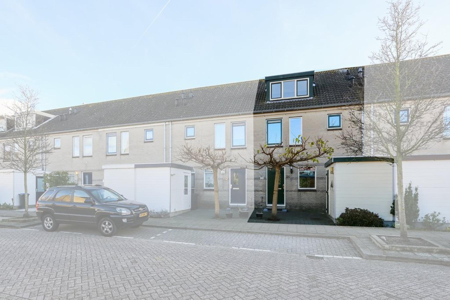 De Vlinderhoven 100 in Schiedam 3124 BV