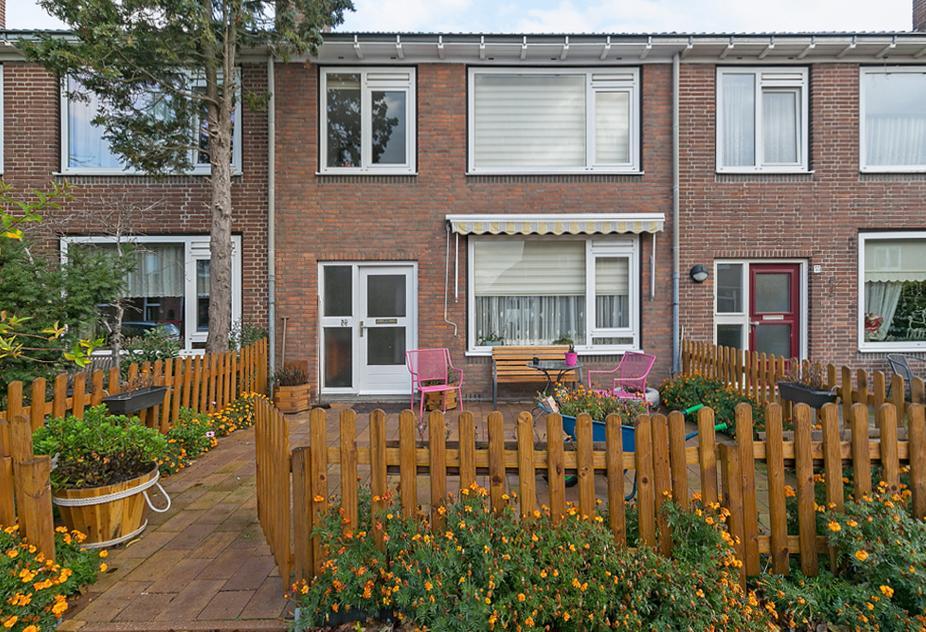 Minister De Visserstraat 57 in Utrecht 3555 EV
