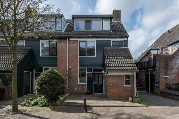 Gandhistraat 18 in Leiden 2332 ZZ