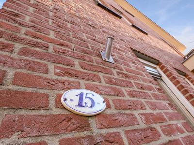 Preludestraat 15 in Hellevoetsluis 3223 PJ