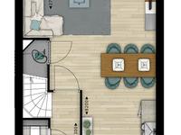 Populier | Bouwnummer (Bouwnummer 2) in Rosmalen 5245 NJ