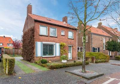 Valeriusstraat 23 in Bergen Op Zoom 4624 HH