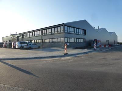 Kruiswijk Iii Bedrijfsverzamelgebouw in Anna Paulowna 1761