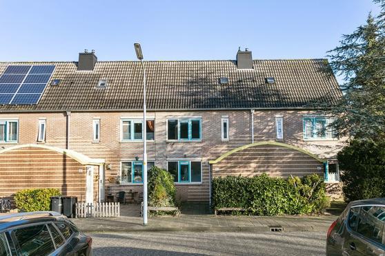 Meermanstraat 49 in Hoofddorp 2132 PP