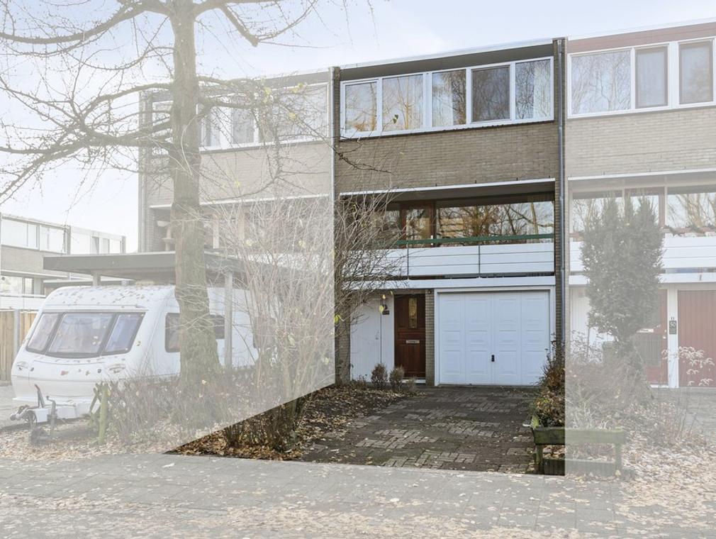 Tolhuis 6152 in Nijmegen 6537 TJ