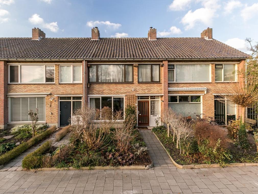 Schumannstraat 4 in Eindhoven 5654 PH
