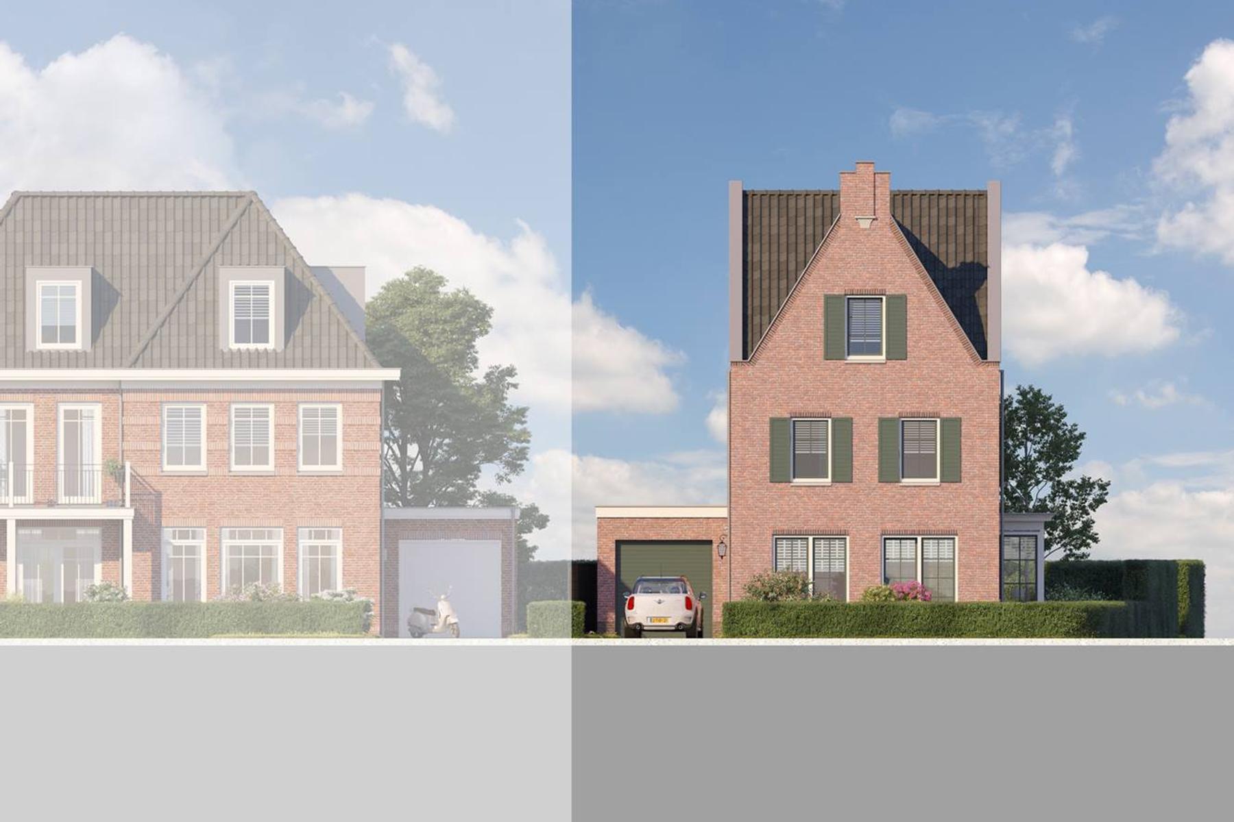 Bouwnummer 241 in Noordwijk 2201