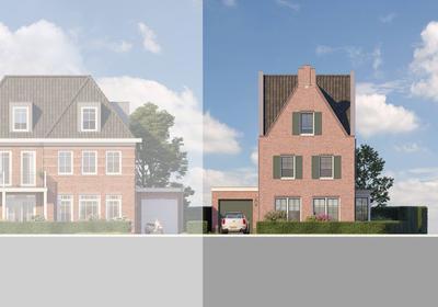 Bouwnummer in Noordwijk 2201