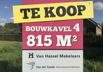 De Groene Kamers Bouwkavel in Rijsbergen 4891 XV