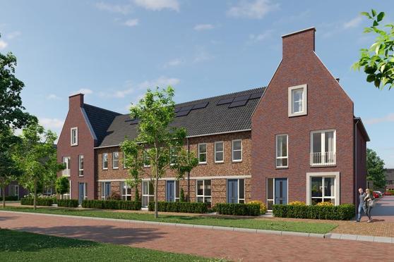 Hoog Dalem, De Eilanden Fase 2.2 (Bouwnummer 222) in Gorinchem 4208 AK