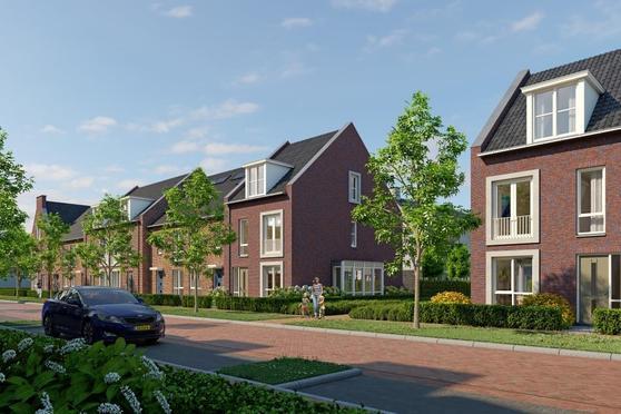 Hoog Dalem, De Eilanden Fase 2.2 (Bouwnummer 231) in Gorinchem 4208 AK