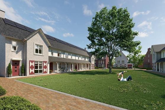 Hoog Dalem, De Eilanden Fase 2.2 (Bouwnummer 256) in Gorinchem 4208 AT