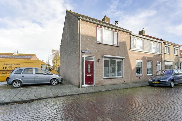 Buteuxstraat 48 in Oost-Souburg 4388 CW