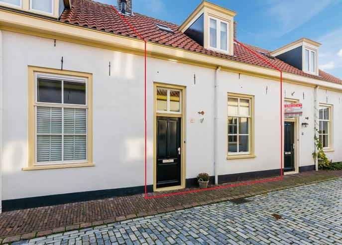 Johannesstraat 7 in Bergen Op Zoom 4611 JR