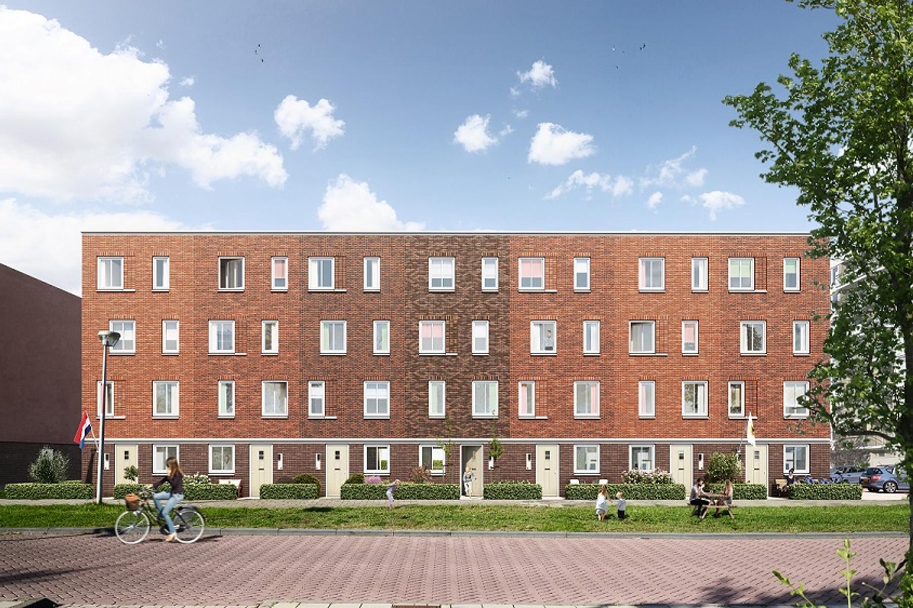 Bouwnummer 1 in Schiedam 3122 GM
