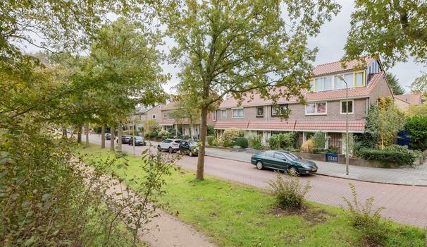 Van Lenneplaan 42 in Driehuis Nh 1985 AH