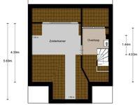 Zandbergweg 59 in Breda 4818 LJ
