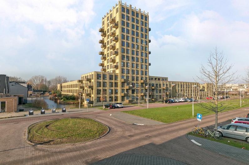 Edmond Audranstraat 187 in Utrecht 3543 BH