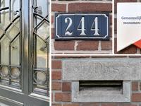 Kanaalstraat 244 in IJmuiden 1975 BK