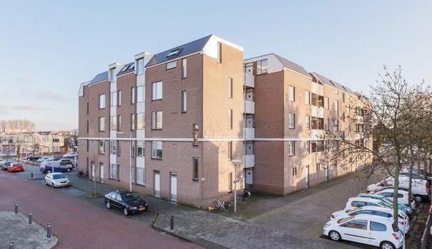 Kloosterstraat 15 in IJmuiden 1971 PD