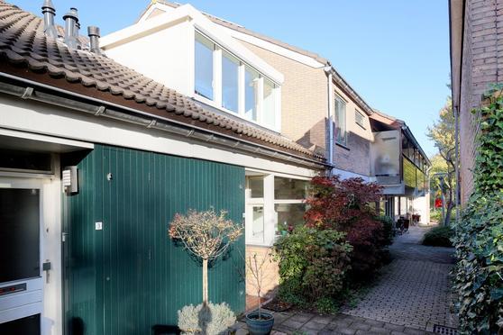 Morgenstertuin 4 in Leiden 2317 MZ