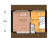 Kruiningenstraat 23 in Tilburg 5045 PS