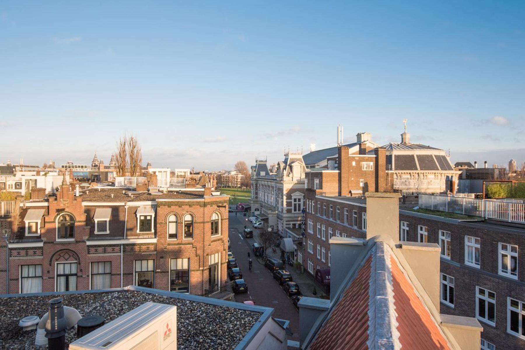 Wanningstraat 14 C in Amsterdam 1071 LB