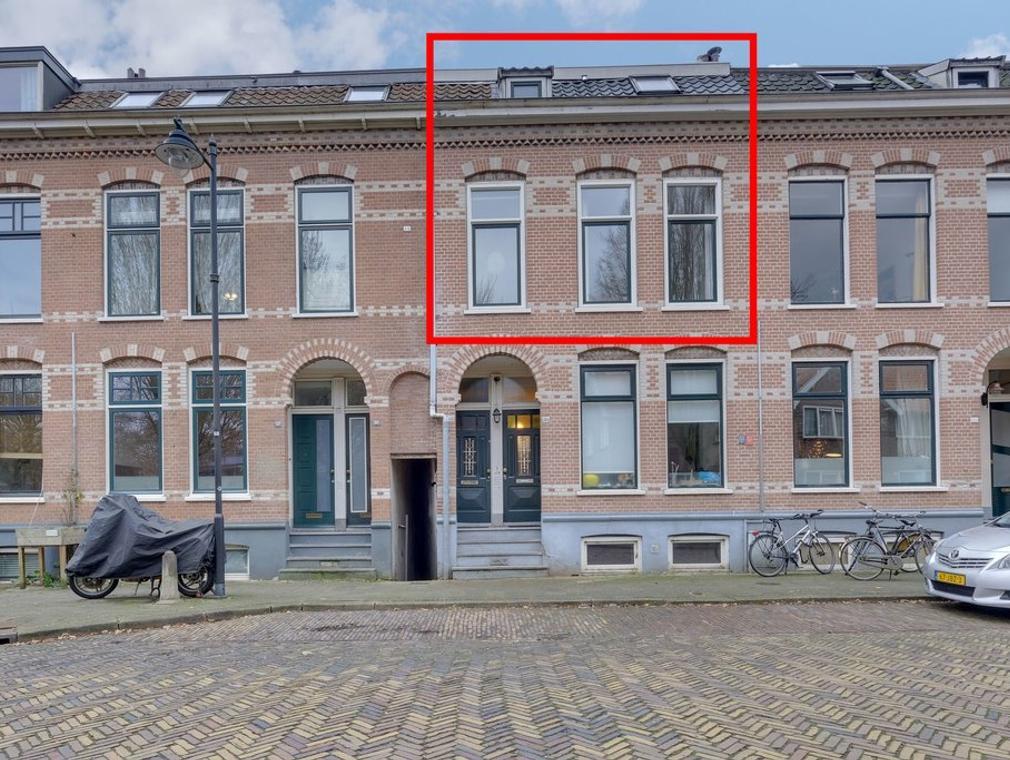 Alexanderstraat 188 in Arnhem 6812 BK