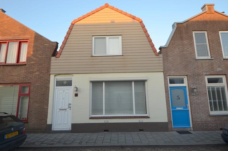 3E Zandstraat 3 in Breskens 4511 AM