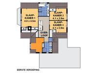 Elisabeth Catsvliet 2 A in Barendrecht 2992 WV