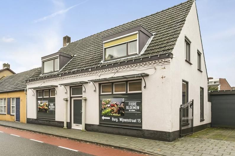 Burgemeester Wijnenstraat 53 in Asten 5721 AH