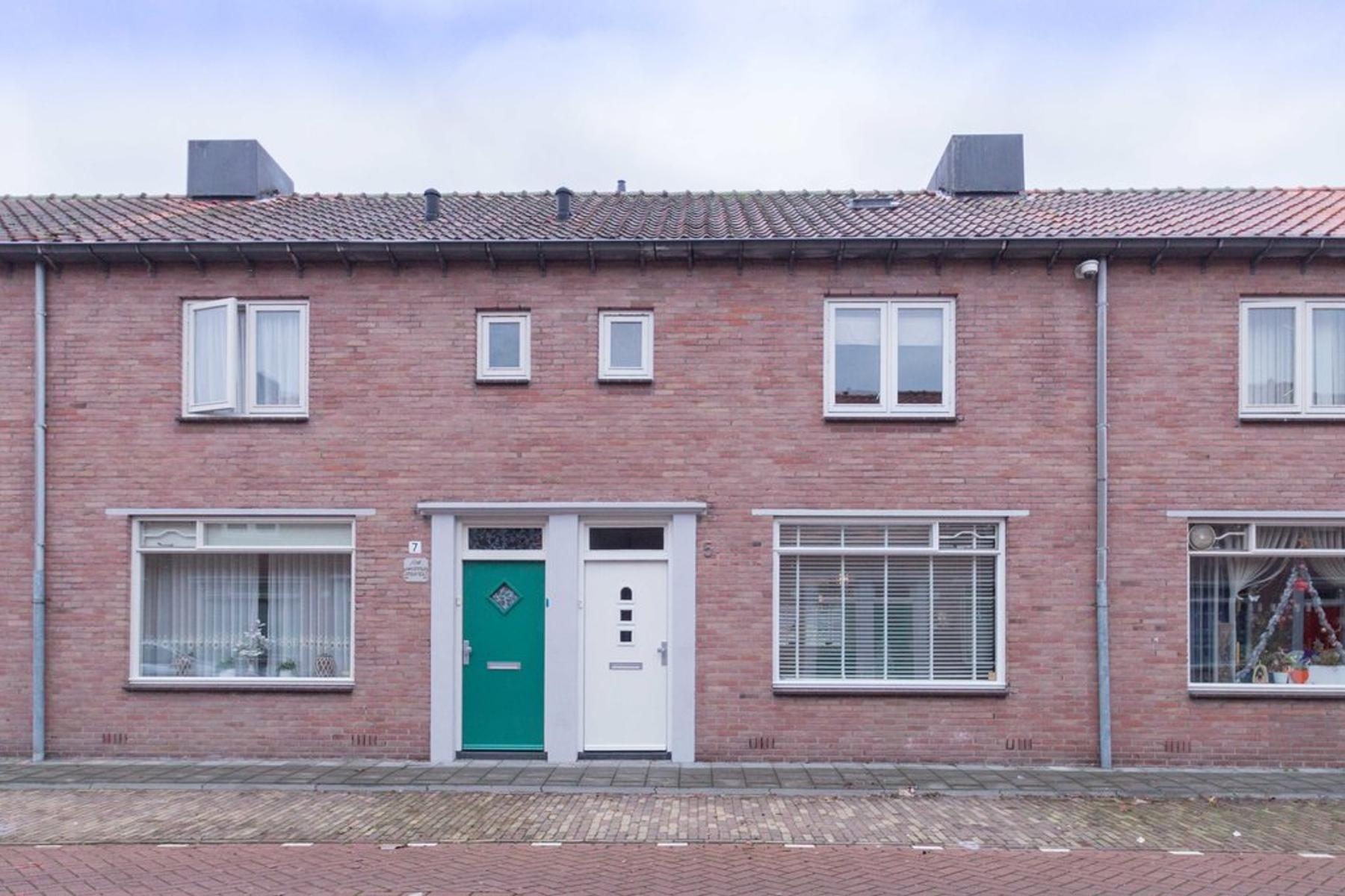 Gabardinestraat 5 in Tilburg 5046 RC