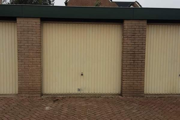 Wilgenlaan, Garagebox A-2 in Renswoude 3927 AM