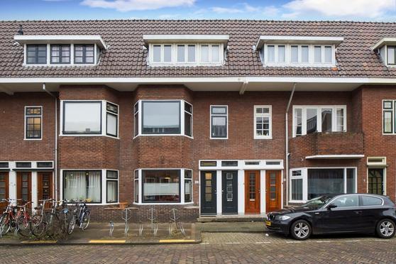 Van 'S-Gravesandestraat 13 in Utrecht 3514 VR