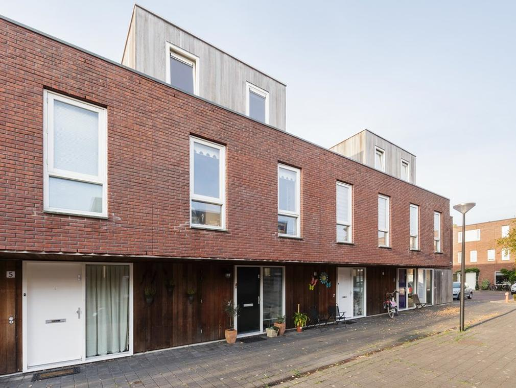 Morrahof 4 in Amsterdam 1060 PS