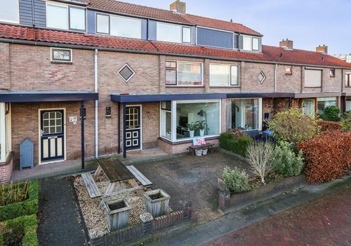 De Ruyterlaan 20 in Harderwijk 3843 EC