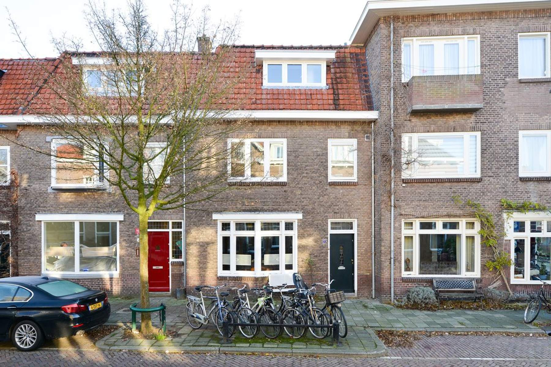 Jacob Van Ruisdaelstraat 6 in Utrecht 3583 CD