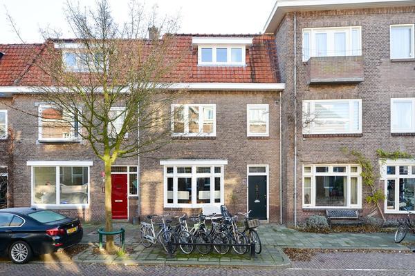 Jacob Van Ruisdaelstraat 6 in Utrecht 3583 CD