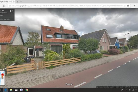 Vijfhuizerdijk 178 in Vijfhuizen 2141 BH