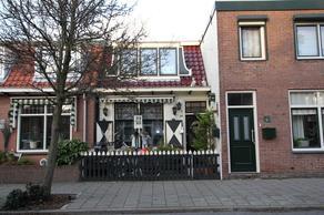 Huygensstraat 55 in IJmuiden 1973 AB
