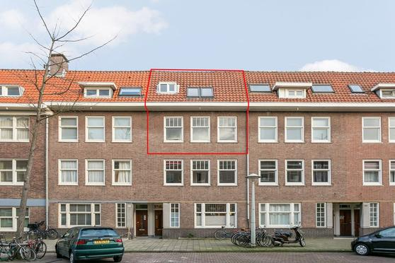 Marco Polostraat 106 Ii in Amsterdam 1057 WV