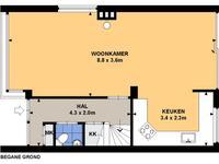 Kervellaantje 12 in Barendrecht 2991 HC